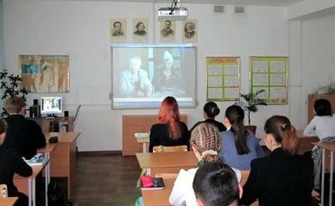 кино в школе